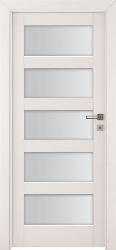 Interiérové dveře Invado Bianco