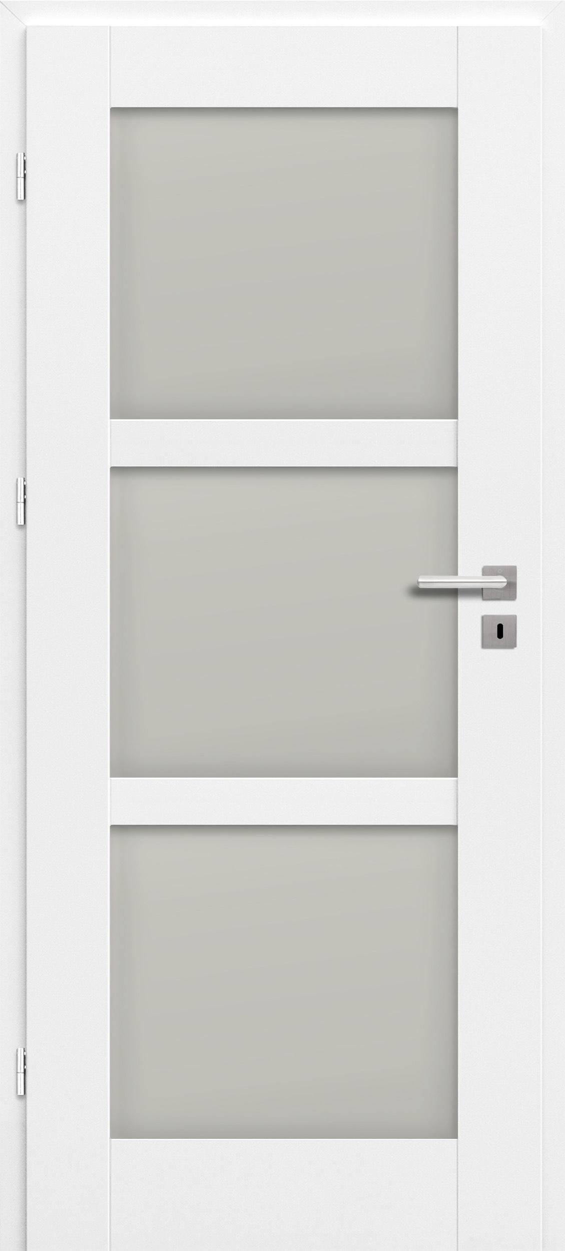 Interiérové dveře Erkado Forsycie - zárubeň a klika zdarma