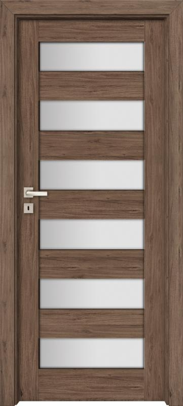 Interiérové dveře Invado Nogaro - zárubeň a klika zdarma