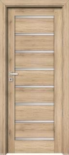 Interiérové dveře Invado Linea Forte - zárubeň a klika zdarma