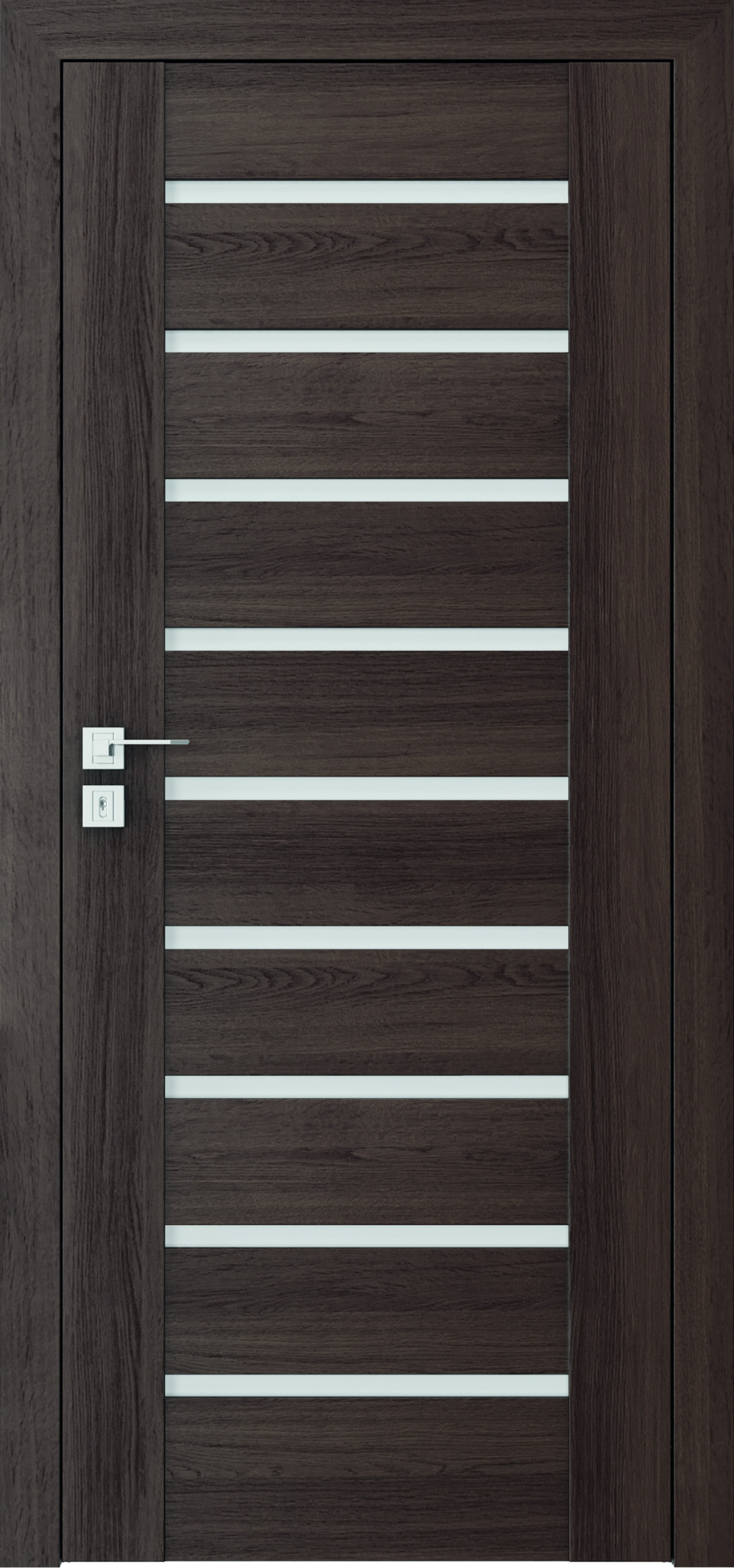 Interiérové dveře Porta Doors Koncept A - Dekor Portaperfect 3D/Premium - Bezfalcové