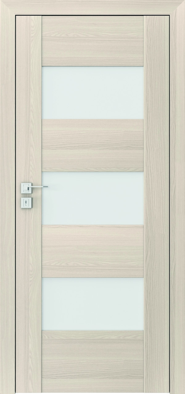 Interiérové dveře Porta Doors Koncept K - Dekor Portaperfect 3D/Premium - Bezfalcové