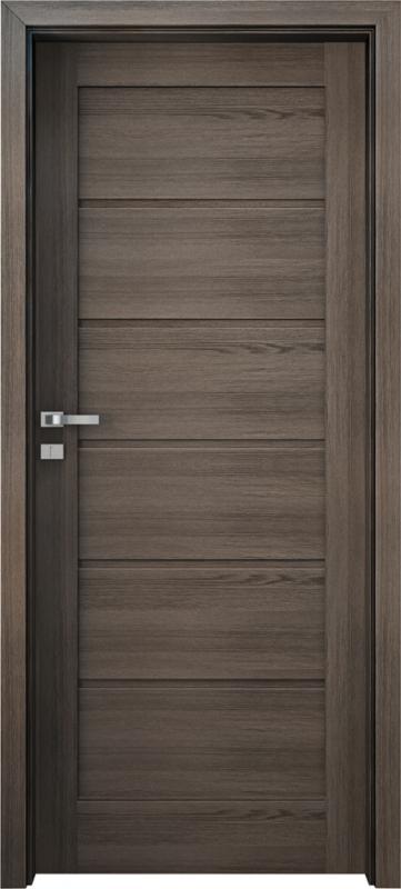 Interiérové dveře Invado Tamparo + zárubeň